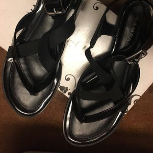 Used Rampage Sandals